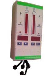 Painel de alarme e monitoramento para Gases